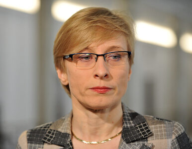 """Gosiewska nie znajdzie się na listach PiS do PE? """"Przykro, że miałby..."""