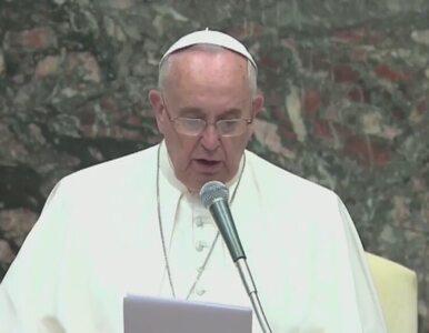 Papież: Odrzucenie wartości prowadzi do masakr, takich jak w Paryżu