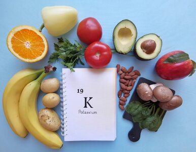 Najlepsze źródła potasu w diecie. Te produkty warto spożywać