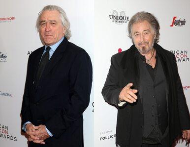 Robert De Niro oddał hołd Alowi Pacino. Niedługo wspólnie pojawią się w...