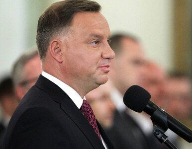 Andrzej Duda wręczył nominacje generalskie. Podczas uroczystości mówił o...