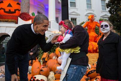 Tak wygląda spotkanie z Obamą