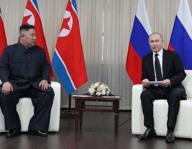"""Spotkanie Władimira Putina i Kim Dzong Una. """"Jestem przekonany, że..."""