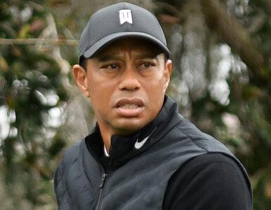 Tiger Woods miał poważny wypadek. Sportowiec jest operowany