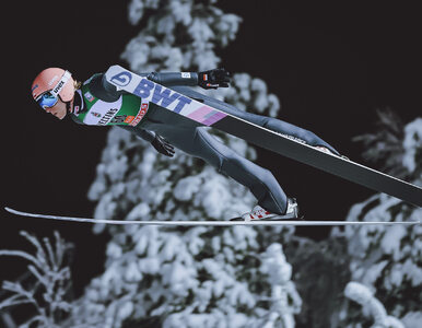 PŚ w skokach narciarskich. Dawid Kubacki na podium w Ruce!