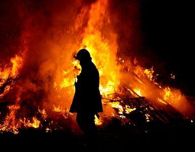 Smoleńsk: w pożarze zginęło sześcioro dzieci