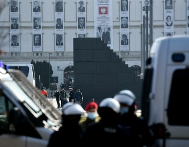 Obchody 11. rocznicy Smoleńska. Policja podsumowała interwencje