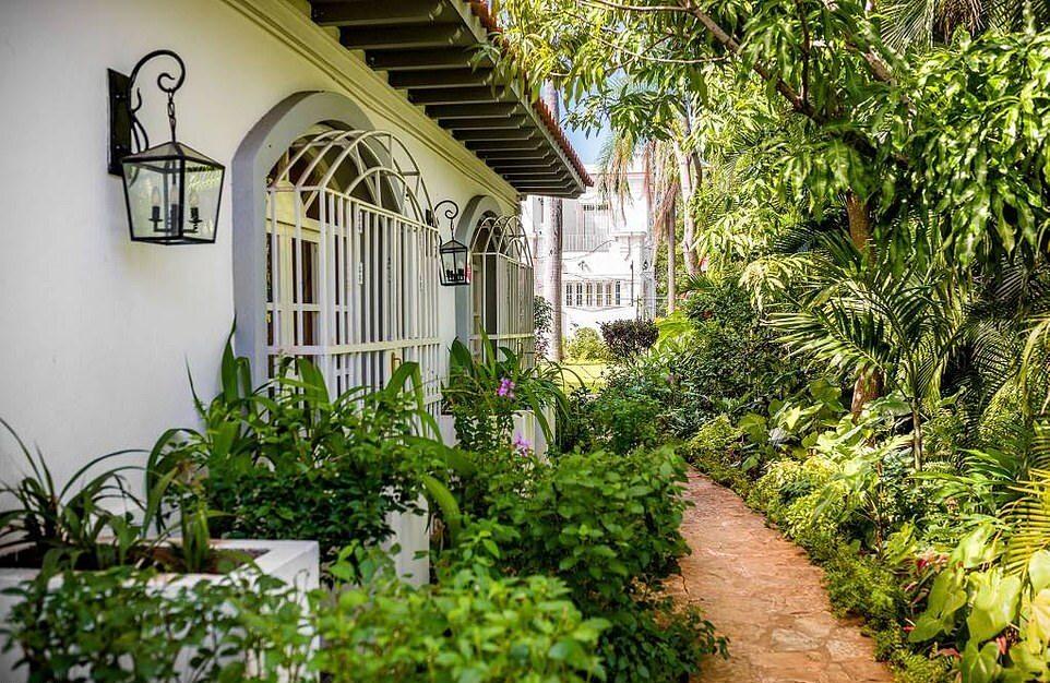 Rezydencja rodziny Castro Rezydencja rodziny Castro w Hawanie