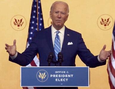 Joe Biden skręcił kostkę w trakcie zabawy z psem