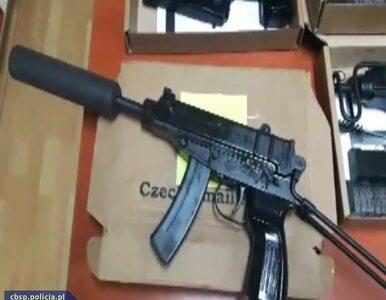 CBŚP rozbiło gang handlarzy bronią. Zlikwidowano spory arsenał