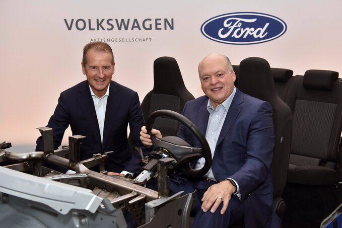 Prezesi Volkswagena iForda