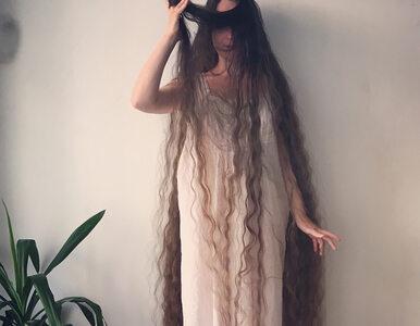 Roszpunka istnieje? Ta kobieta nie obcina włosów od 14 lat