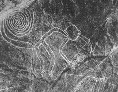"""Peruwiańskie """"lądowisko UFO"""" to naprawdę..."""