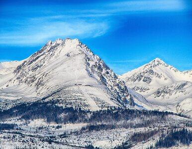 Akcja ratowników w Tatrach. 37-letni narciarz miał objawy udaru mózgu