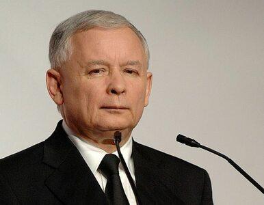 Kaczyński: PO jest partią lewacką