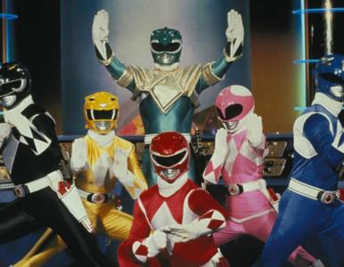 """""""Power Rangers"""" powraca! Będzie nowy film i serial telewizyjny"""
