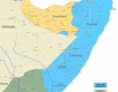 Somalia prosi o pomoc militarną