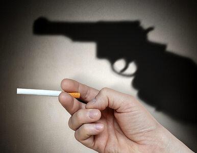Palisz papierosy? Jesteś ponad 2 razy bardziej narażony na... samobójstwo
