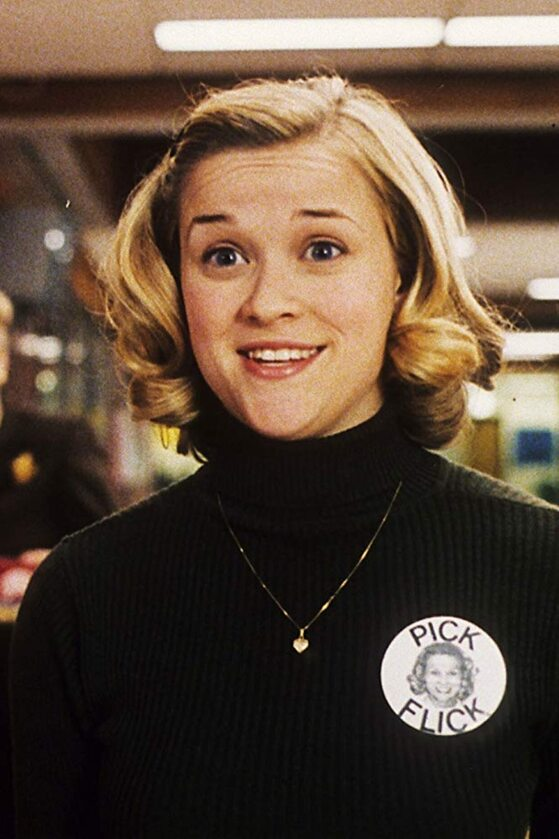 """Reese Witherspoon w filmie """"Wybory"""" (1999)"""