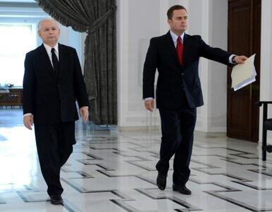 """Kaczyński wygłosi """"exposé"""" o wyjściu z matni"""