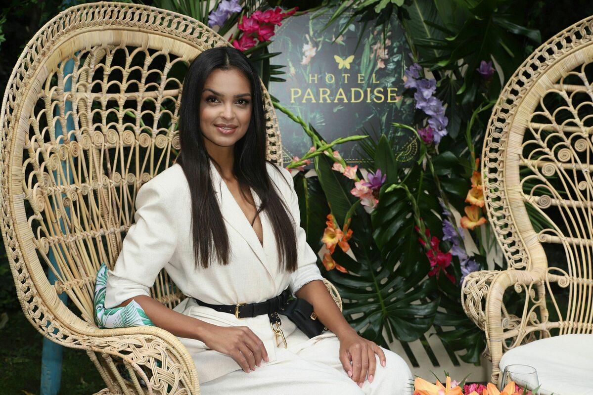 Klaudia El Dursi, prowadząca Hotel Paradise