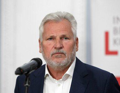 Kwaśniewski o nowej partii: Cel Kaczyńskiego jest prosty – Gowin ma...