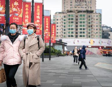 Spór o pochodzenie koronawirusa. Chiny twierdzą, że przybył on na......