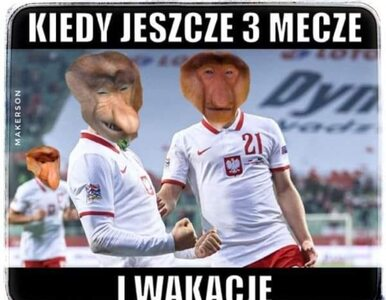 Polska przegrywa ze Słowacją na Euro 2020. Zebraliśmy najlepsze MEMY