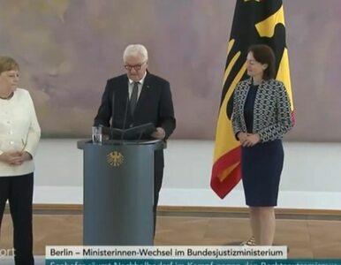 Kolejne niepokojące nagranie z Angelą Merkel. Rzecznik kanclerz zabrał głos