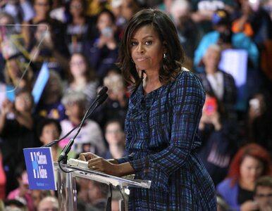 """Michelle Obama udziela rad księżnej Meghan. """"Daj sobie czas"""""""
