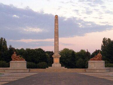 Wandale zniszczyli największy w Polsce cmentarz żołnierzy radzieckich....