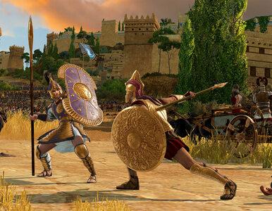 """Można zdobyć za darmo """"Total War Saga: Troy"""". Czas promocji mocno..."""