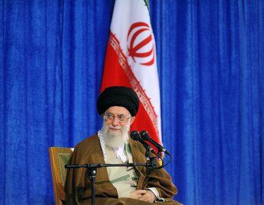 """Czy w wypowiedzi przywódcy Iranu o """"złym kraju w Europie"""" chodziło o..."""