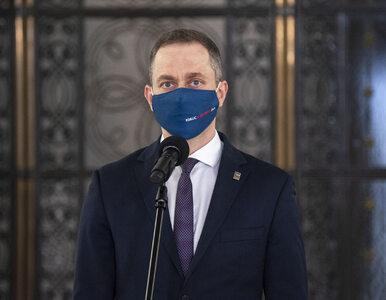 """Szef klubu KO o powrocie Tuska do polskiej polityki. """"Wszelkie dywagacje..."""