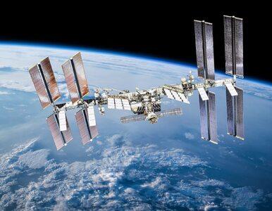 Nadzwyczajny wyciek powietrza z Międzynarodowej Stacji Kosmicznej....