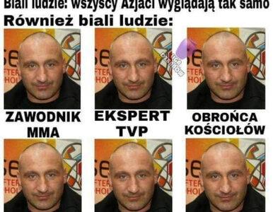 Zawodnik Fame MMA i komentator TVP Info. Marcin Najman bohaterem MEMÓW