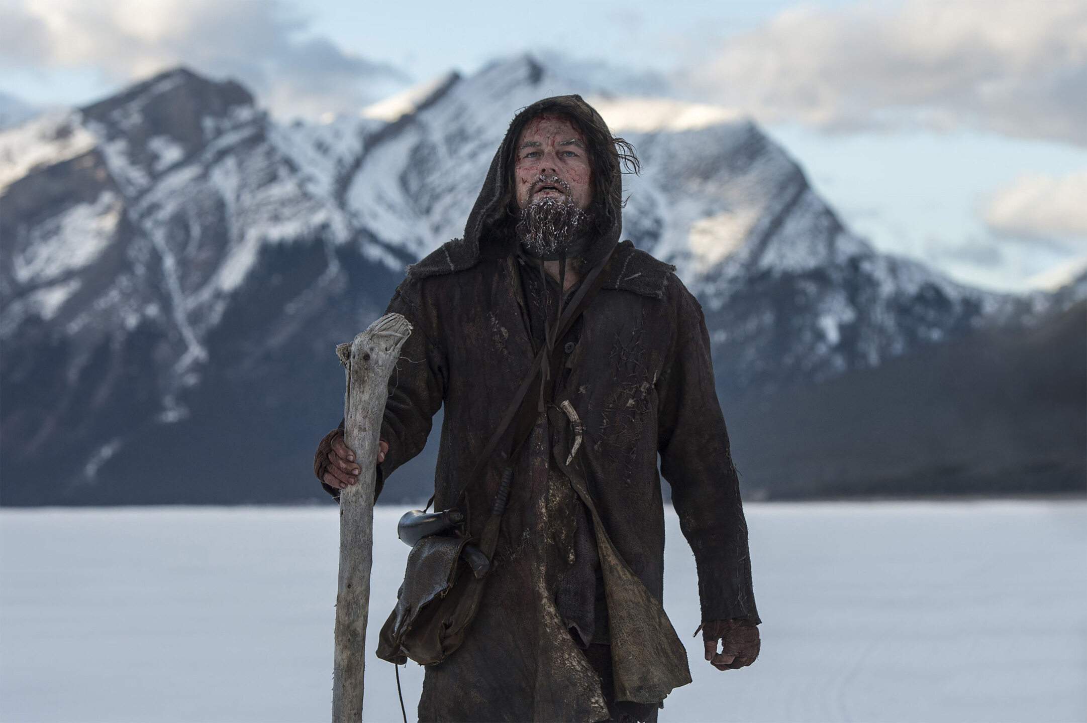 "Kadr z filmu ""Zjawa"" / ""The Revenant"" (2015)"