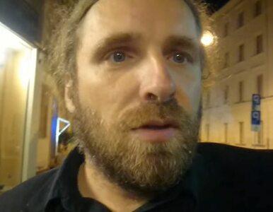Sośnierz zaatakowany przez protestujących. Poseł nagrał film i opisuje:...