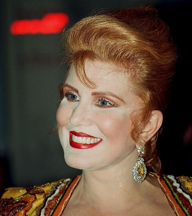 Georgette Mosbacher w 1999 roku