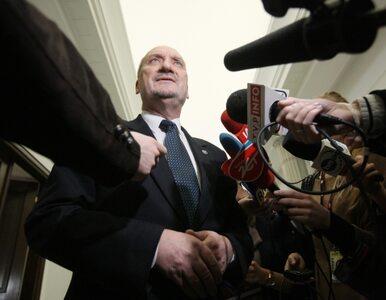 Macierewicz: sprawcami katastrofy smoleńskiej są Rosjanie