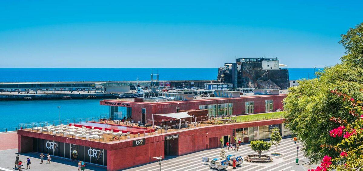 Hotel na Maderze