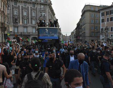 Prezes Włoskiego Związku Piłki Nożnej krytykowany po zwycięskim Euro