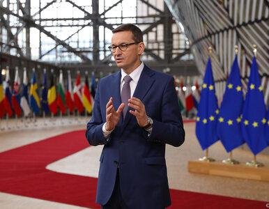 UE osiągnęła kompromis ws. budżetu UE. Jest komentarz Morawieckiego