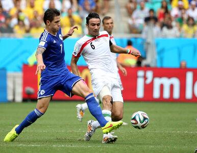 MŚ 2014: Koniec marzeń Iranu. Bośnia wygrała w meczu o honor