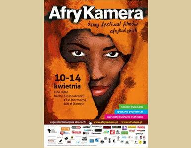Afrykańskie filmy i muzyka. Rusza AfryKamera 2013