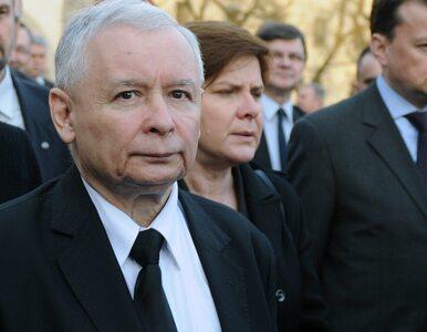 """Kaczyński rozmawiał z Girzyńskim. """"Zbyszek usłyszał kilka słów..."""""""