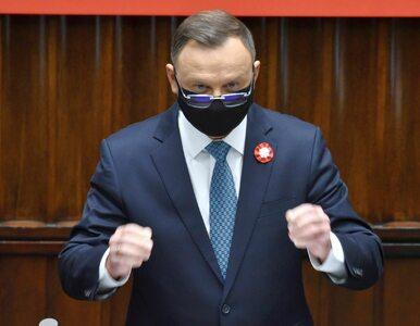 Andrzej Duda wspomina kampanię 2020: Uważałem, że Tusk nie odważy się...