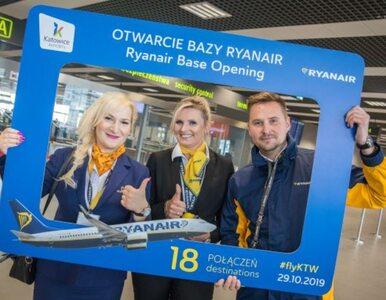 Ryanair otwiera nową bazę w Polsce. 12 nowych tras i promocja na loty