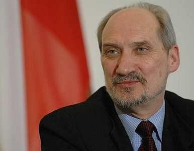 Macierewicz nie jest już szefem SKW