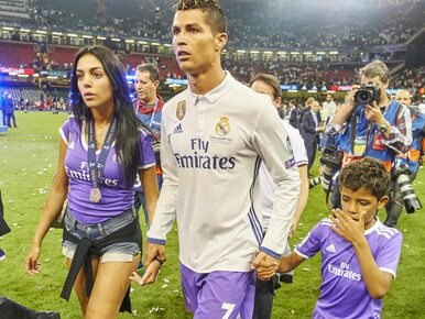 Syn Cristiano Ronaldo będzie lepszy od ojca? Jego popis zachwycił...